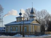 храм Андрея Первозванного в селе Лазарцево