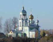 храм Преподобного Сергия в с. Деболовское