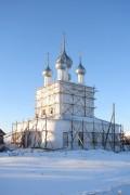 храм святителя Николая село Угодичи фото: Израилевы Алексей и Лариса