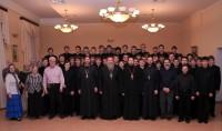 Гости из Канады , Троице-Варницкий монастырь 2010 год