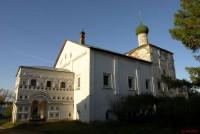 Борисо-Глебский монастырь. Церковь Благовещения Пресвятой Богородицы. Фото 2007 Илья Смирнов