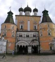 Борисо-Глебский монастырь. Церковь Сретения Господня. 2010 г.