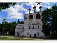 Борисо-Глебский монастырь. Церковь Иоанна Предтечи (звонница) 2010 г. Автор: Karpen