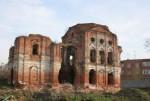Храм Леонтия на Заровье. фото Чупринин Михаил